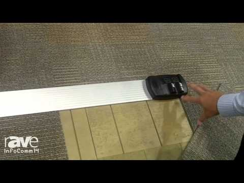 InfoComm 2014: Connectrac Talks About In-Carpet Wireway System for Connectivity and Power