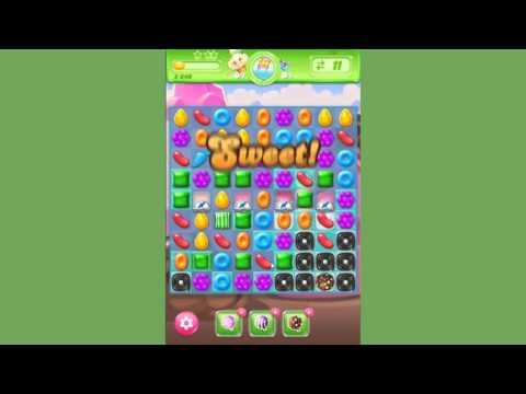 Candy Crush Jelly Saga - Level 70 - Nivel 70 - no boosters