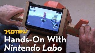 Nintendo Labo: Hands-On 2.12 MB