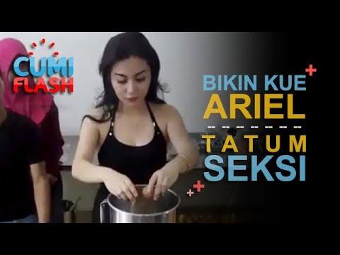 Bikin Kue Pakai Tank Top, Ariel Tatum sexy Maksimal - CumiFlash 09 Oktober 2017