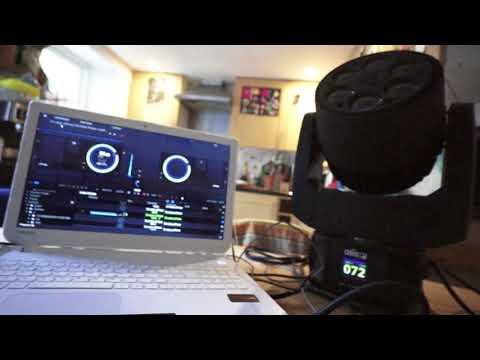 PIONEER RB-DMX1 SET UP VIDEO 1