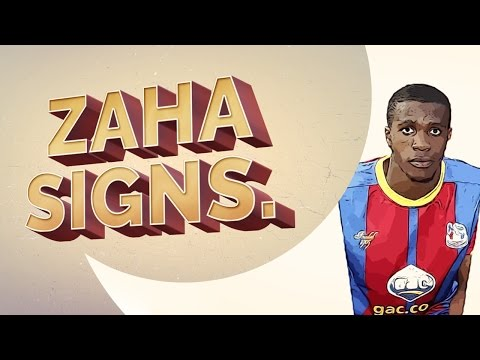OFFICIAL: Wilfried Zaha rejoins Crystal Palace on permanent deal from Man United
