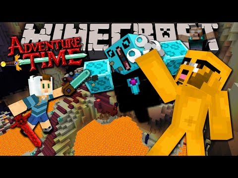 Minecraft: Adventure Time with Jake Herobrines Mansion Map Hunting Hunson FINALE
