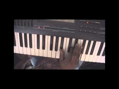 Stevie Wonder  I Wish  Keyboard Tutorial Chords piano video