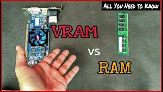 [Hindi] RAM vs VRAM | All You Need to Know