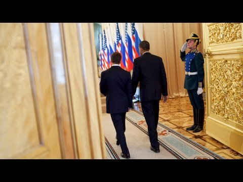 President Obama Resets Relations with Russia