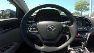 2018 Hyundai Elantra SEL Inside Out