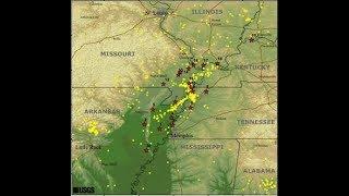 More Tennessee NEW MADRID Quakes! America's 'Deep Underground Seismic Scar' Re-Awakening?