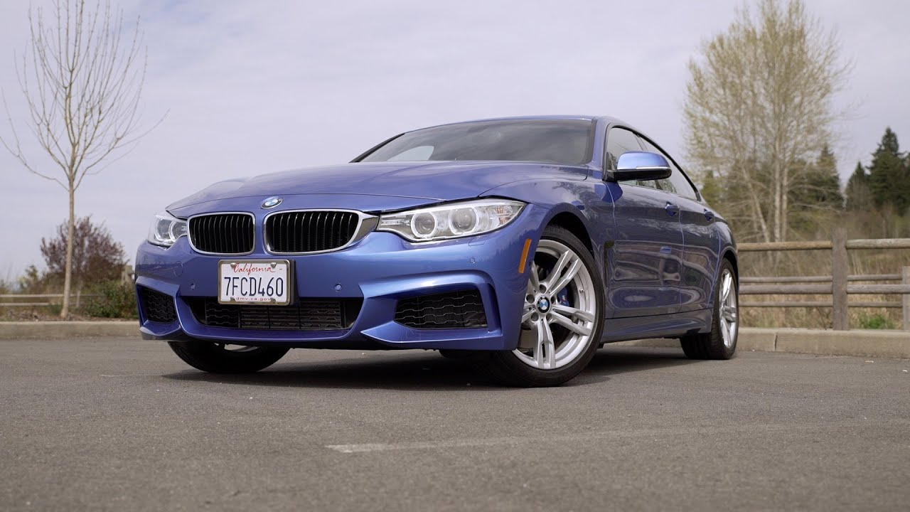2015 BMW 4-Series Gran Coupe Review - AutoNation - YouTube