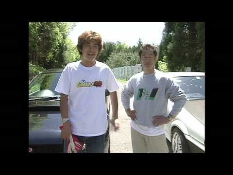 Touge Battle EVO Empire Strikes Back with Keiichi Tsuchiya and Manabu Orido Best Motoring Vol.2 4of5