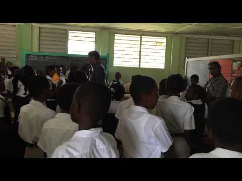 Peace Corps Eastern Caribbean- Year One