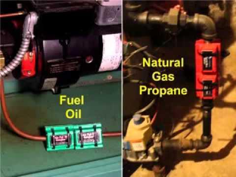 Natural Fuel Home
