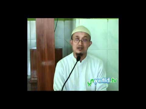 Video Ceramah Islam: Agama Adalah Nasihat (Episode #2) - Ustadz Aris Munandar