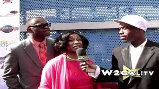 Regina Belle tells how she met her husband Bball star John Battle
