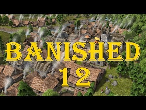 Banished #12 - Как быстро потушить пожар?