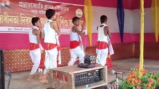 Nach bhonti nach bihu dance
