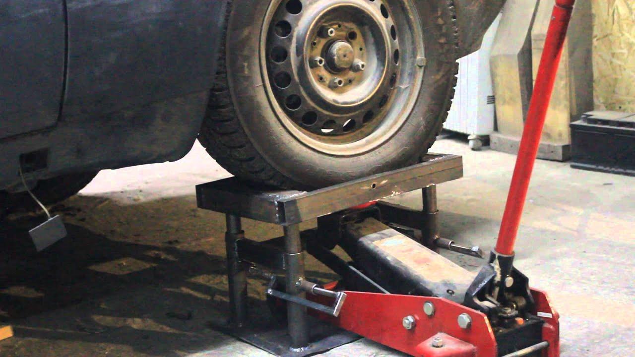 Самодельные приспособления для ремонта автомобиля своими руками 63