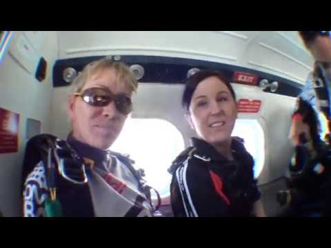 Dubai Skydive For Cancer Research video