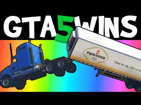 GTA 5 WINS – EP. 8 (Stunts, Funny Moments, Epic Wins Compilation Online Grand Theft Auto V Gameplay)