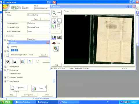 Digital Library of the Caribbean : Guide to Digitization for Preservation : Using a Flatbed Scanner