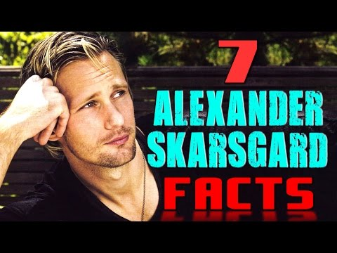 7 Alexander Skarsgard Facts You Need To Know