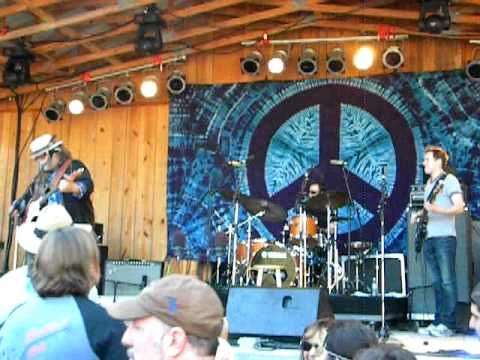 Papa Mali Band @ Bear Creek Festival 2009