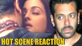 Salman Khan SHOCKING Reaction On Aishwarya Rai Hot Scene With Ranbir Kapoor In Ae Dil Hai Mushkil