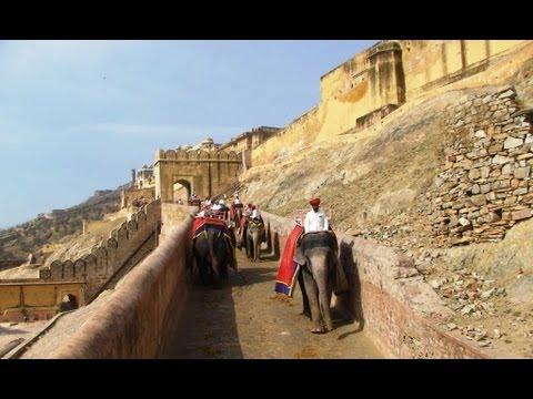 A Tourist in Jaipur