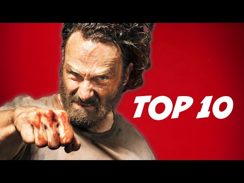 Walking Dead Season 5 Episode 1 - TOP 10 WTF Moments