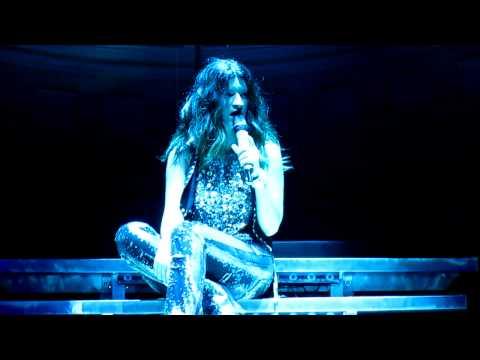 Celeste - Laura Pausini - 22/01/12 Sao Paulo - Inedito World Tour