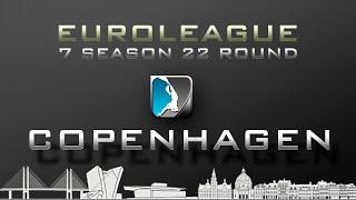 European Underwater Rugby League - Copenhagen Round