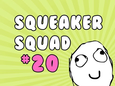 Black Ops 2 Squeaker Squad #20 - Get Away From My Coffee!