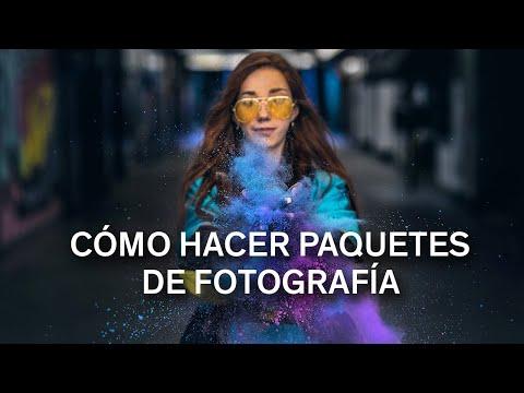 Cómo Hacer Paquetes De Fotografía