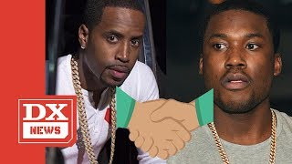 Safaree Officially Squashes Meek Mill Beef 34 I 39 M Over That 34