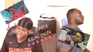 COUSIN REACTS TO LIL BABY!!!