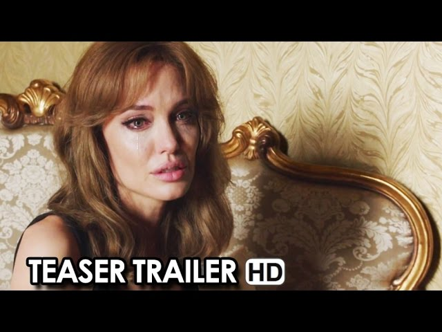 Angelina Jolie and Brad Pitt star in BY THE SEA Official Teaser Trailer (2015) HD