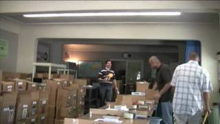 Ray Comfort -Behind the Scenes- 2/22/10