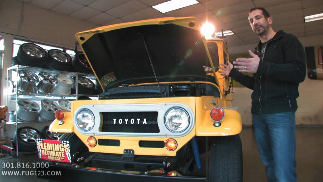 Toyota Fj40 For Sale >> 1966 Toyota FJ40 for sale with test drive, driving sounds, and walk through video - YouTube