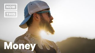 Man Makes 7 Figure Salary While Traveling the World | NowThis
