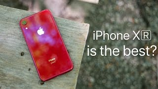 iPhone XR - I keep going back to it