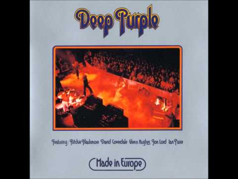 Deep Purple - Burn [Made in Europe]