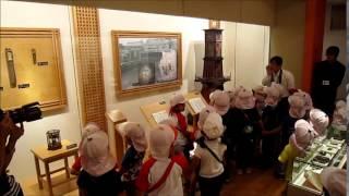 2014/5/29 年長とり松本時計博物館社会見学