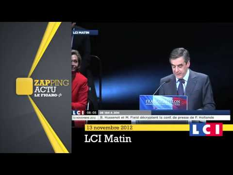 François Fillon montre les dents face à Copé