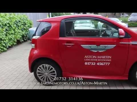 Jardine motors group aston martin cygnet lancaster for Jardine motors