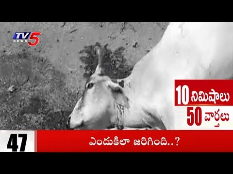10 Minutes 50 News | 6th June 2018 | TV5 News