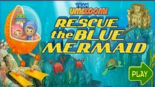 Team Umizoomi - Rescue the Blue Mermaid - Kids Baby Games