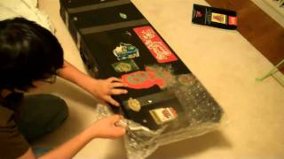 Unboxing my Gibson Les Paul
