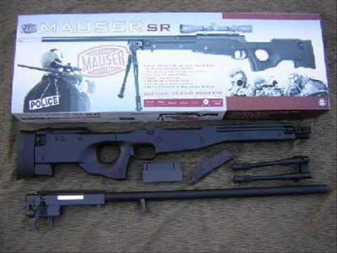 L96 Variant Airsoft Sniper Rifle Review