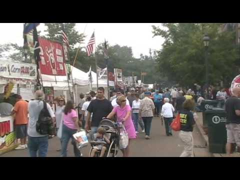 Paducah KY,  BBQ on the River Tournament & Pig Out