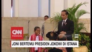 Download Lagu Joni Minta Sepeda & Rumah ke Jokowi ; Cerita Joni Pada Presiden Jokowi Sebelum Panjat Tiang Bendera Gratis STAFABAND